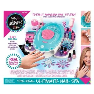 Cra-Z-art Be Inspired All in One Ultimate Nail Spa